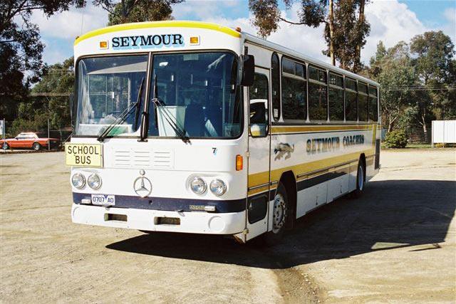 1986 Mercedes Benz Bus 1316